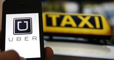 Tribunalul Cluj suspendă dreptul Uber să desfășoare servicii de transport. Răspunsul Uber: suntem o platformă digitală, continuăm activitatea