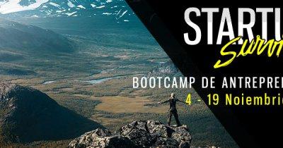 Startup Survivor, programul unde studenții învață antreprenoriat de la zero