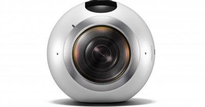 Samsung aduce camera cu înregistrare la 360 de grade și în România