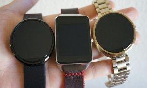 Trei smartwatch-uri pentru bărbați, de purtat în 2017