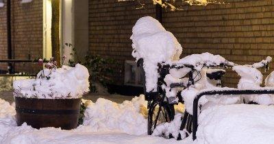 Avem tehnologia necesară să dăm zăpada de pe străzi? Ce fac cei din străinătate și nu facem noi