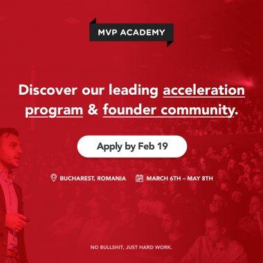 MVP Academy 2017 - s-au deschis aplicațiile pentru o nouă ediție a acceleratorului