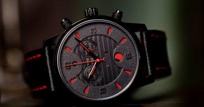 Românul care a vândut sute de ceasuri americanilor și elvețienilor. Urmează colecția insipirată de Sarmisegetusa și daci