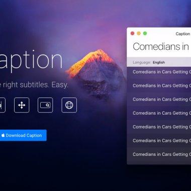 Subtitrări pentru filme și seriale: Caption e programul potrivit ca să le descarci pe cele mai bune