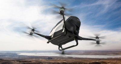 """Drone pentru persoane pe cer din vară. Elon Musk: """"15% din locurile de muncă vor dispărea din cauza mașinilor autonome"""""""