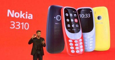 Nokia 3310, prietenul nostru imaginar. Și himera fără rezultat...