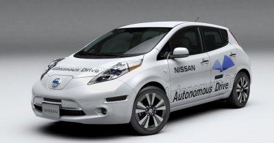 Estonia permite testarea mașinilor fără șofer pe străzi publice