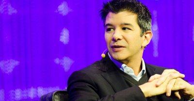 Travis Kalanick, CEO Uber, scuze publice după ce s-a certat cu un șofer