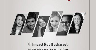Women of Romania - conferință despre femeile antreprenor din țară