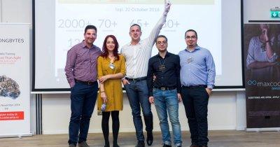 CodeCamp, tradiție ieșeană care se extinde în toată țara