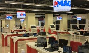 eMAG se extinde în offline: deschide al doilea showroom din București