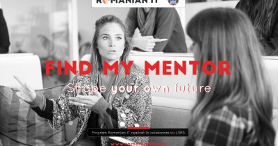 Program de mentorat lansat de comunitatea Romanian IT