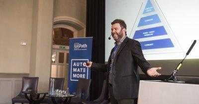 Investiție de 30 de milioane de dolari în compania românească UiPath