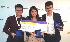 Echipa care va reprezenta România în finala mondială Microsoft Imagine Cup