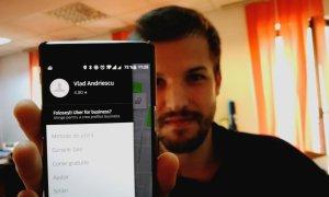 Cum verifici ratingul Uber și care sunt motivele pentru care ai fost depunctat