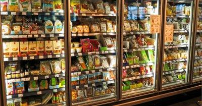 Vitrine frigorifice inteligente în hipermarketurile din România