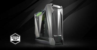 PC-urile GeForce Battlebox, disponibile în România, dar costă mult