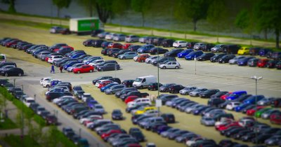 Cluj Parking: Clujul va avea senzori de parcare inteligenți