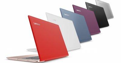 Noile laptopuri Lenovo IdeaPad vin cu design elegant și minimalist