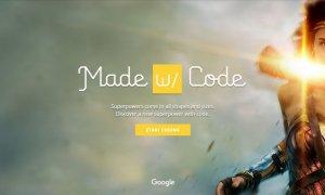Adolescentele pot învăța programare cu ajutorul lui Wonder Woman