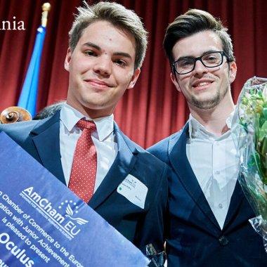 Un startup din România ajută nevăzătorii și a fost premiat de AmCham