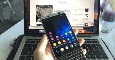 BlackBerry Keyone - reîntoarcerea tastaturii care ne-a alimentat viața