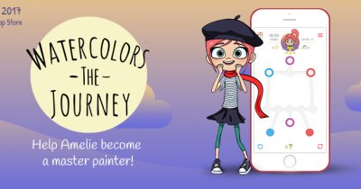 Watercolors: The Journey, continuarea unui joc românesc de succes