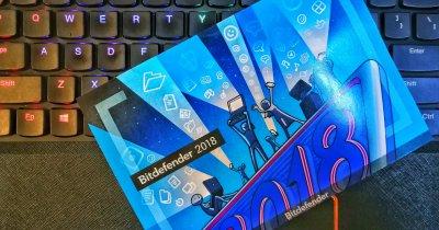 Bitdefender 2018, lansat oficial: ce aduce nou și ce griji au românii
