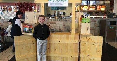 Sfaturi de antreprenoriat de la un copil de 11 ani