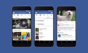 Cu Watch, Facebook devine un concurent mai serios pentru Youtube