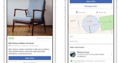 Facebook se va bate cu eMAG și OLX