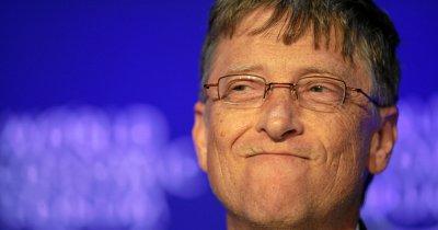 Când va ajunge Bill Gates să rămână fără acțiuni la Microsoft