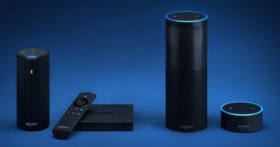 Inteligența artificială Amazon Alexa e disponibilă pentru programatori