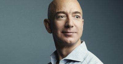 Viața și evoluția lui Jeff Bezos [INFOGRAFIE]