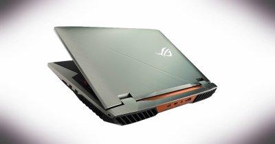 ASUS ROG Chimera este primul laptop cu display de 144Hz