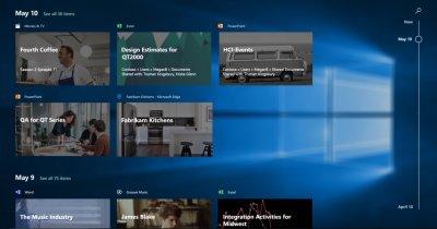 Actualizarea Windows 10 Fall Creators Update, disponibilă acum