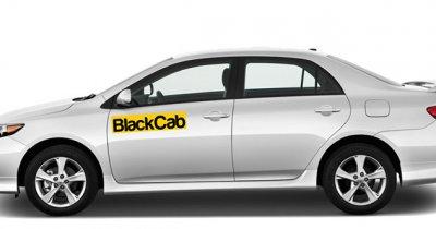 Un serviciu Black Cab, la fel de ieftin ca Taxify