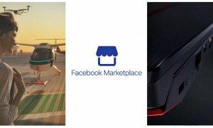 Facebook concurează cu OLX, de ce colaborează UBER cu NASA-Tech Report