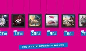 Black Friday pentru gameri: Reduceri în PlayStation Store