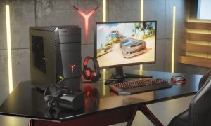 Gama de desktopuri de gaming Lenovo Legion, lansată în România