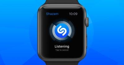 Zvonuri: Apple urmează să cumpere Shazam