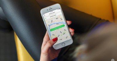 Taxify introduce tariful extern: cât costă să ieși în afara orașului
