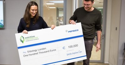 Moldovenii de la Erbology câștigă 100.000 de euro de la PepsiCo