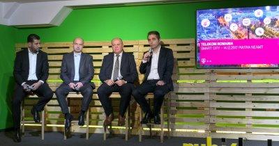 Piatra Neamț, oraș (mai) inteligent mulțumită Telekom Romania