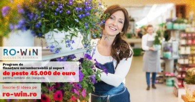 Bani de afaceri noi pentru românii din Diaspora