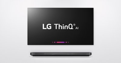 LG ThinQ - propria inteligență artificială la CES 2018