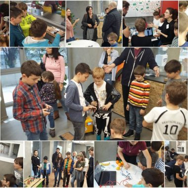 Burse pentru copiii pasionați de robotică și programare
