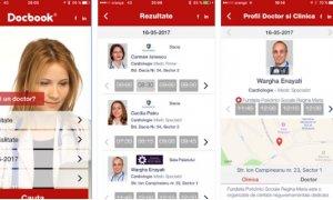 Docbook, aplicația care îți face programare la medic într-un minut