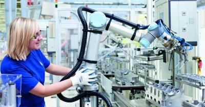 Startupul bucureștean care face azi roboți pentru joburile de mâine