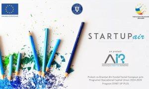 StartUp AIR – fonduri de 33.000 de euro la România Start Up Plus